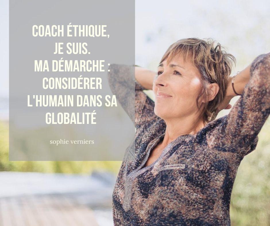 Sophie Verniers - Coaching éthique